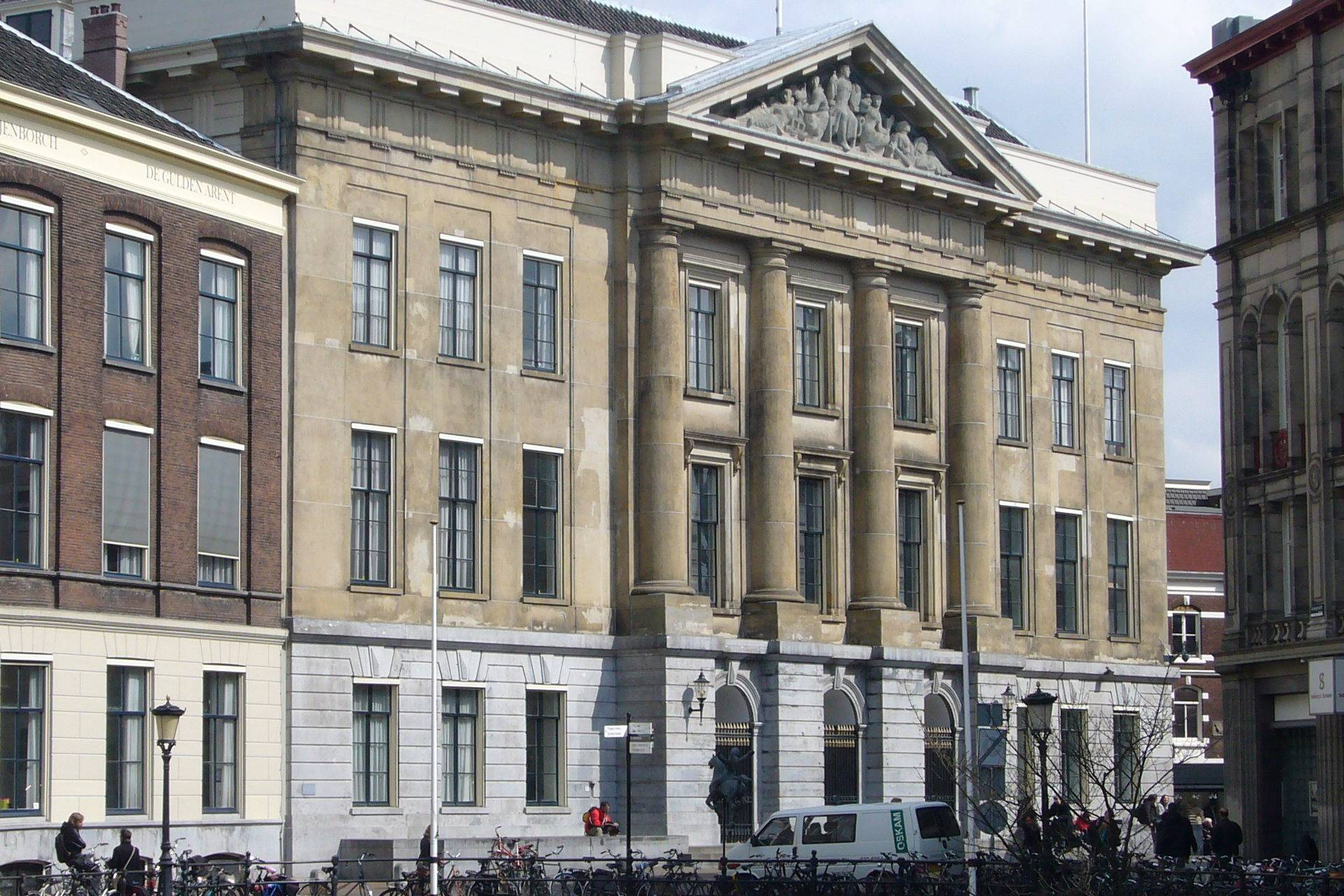 City Hall Utrecht